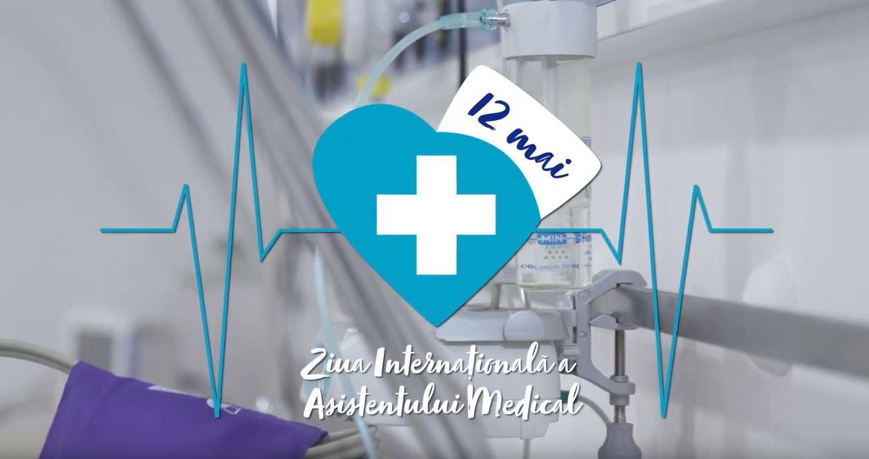 Felicitari cu ocazia Zilei Internaţionale a asistenţilor medicali